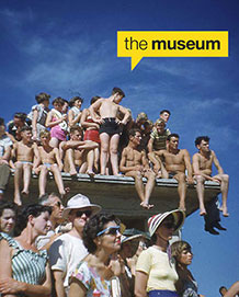 The Museum issue 7 cover