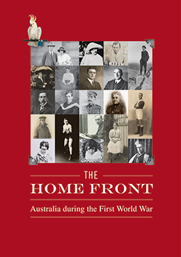 The Home Front cover