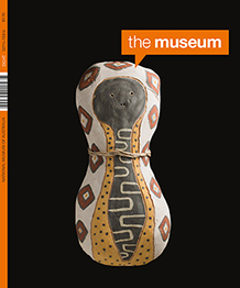 The Museum issue 8 cover