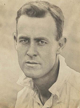 Cricketer Victor Trumper