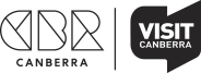 Visit Canberra logo