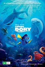 Film promotional poster for Finding Dory