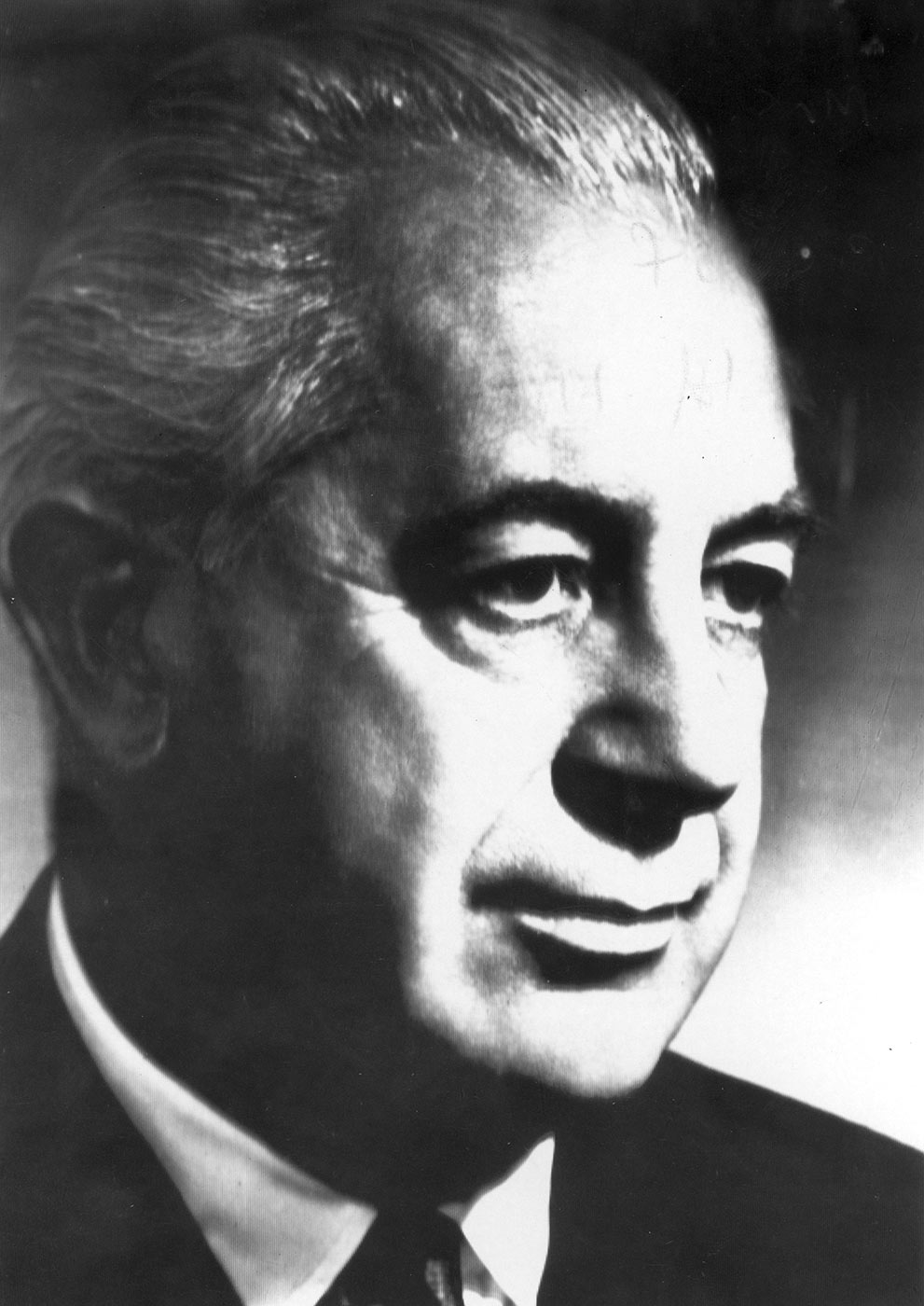 Portrait of Harold Holt - click to view larger image