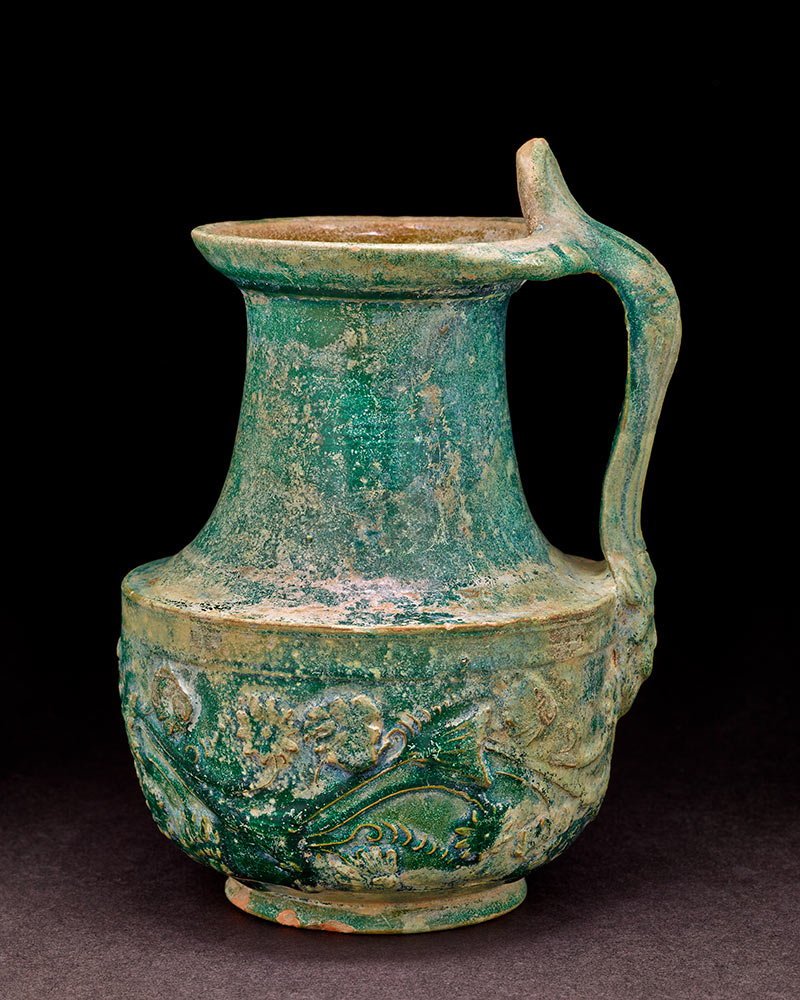 Oinochoe (wine jug) - click to view larger image