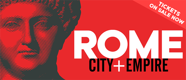 Rome: City and Empire tickets on sale now