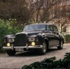 Robert Menzies' Bentley car
