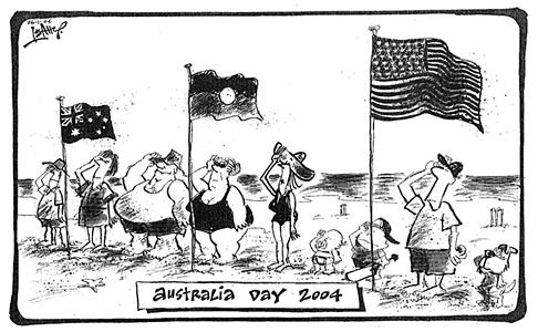 Cartoon by Sean Leahy