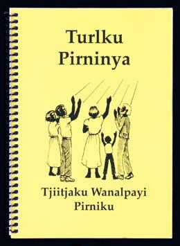 Cover of Ngaanyatjarra Hymn Book