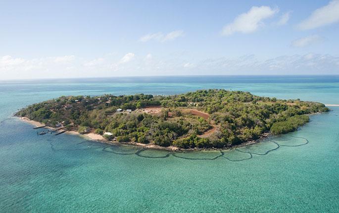 Stephen Island Torres Strait