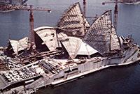 Sydney Opera House opens