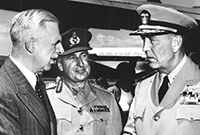 1951: Australia signs ANZUS Treaty with New Zealand and the United States