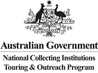 National Collecting Institutions Touring and Outreach Program logo