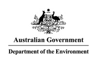 Dept of the Environment logo