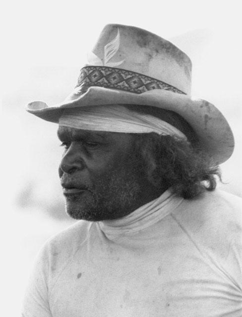 Freddy West Tjakamarra.