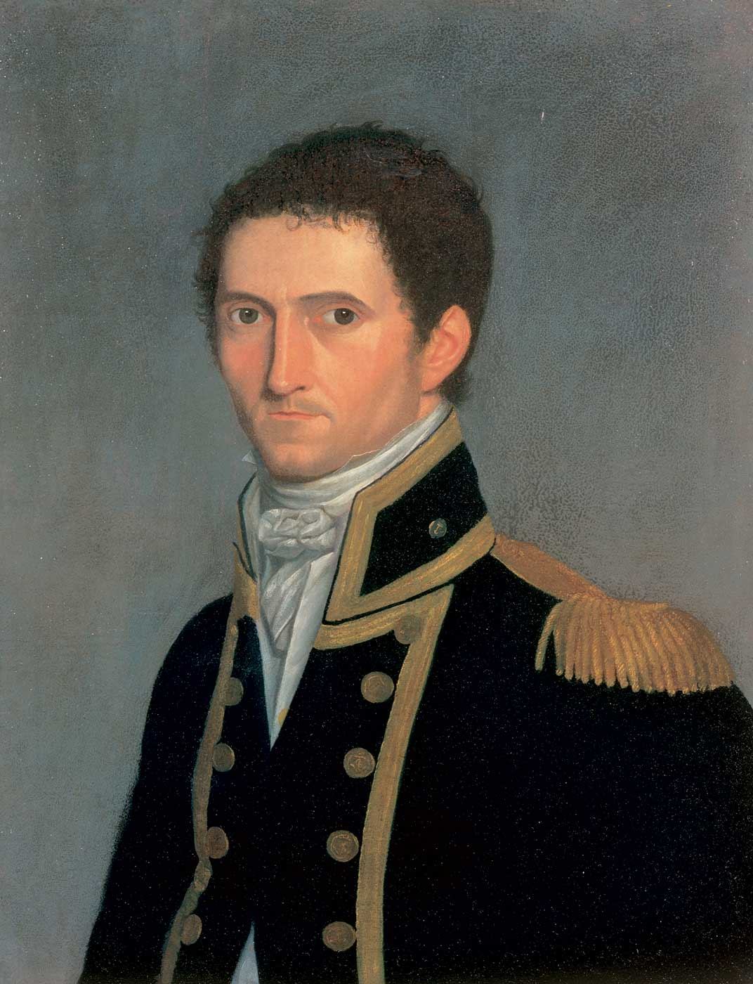 Captain Matthew Flinders - click to view larger image