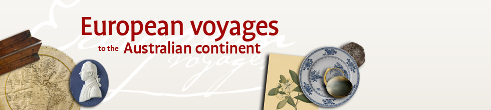 European voyages to the Australian continent