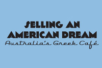 Australia's Greek cafe exhibition
