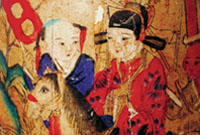 Travelling the Silk Road exhibition
