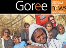 Goree newsletter cover