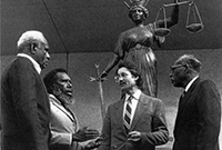 3 June 1992: High Court Decision in Mabo Case recognises Native Title