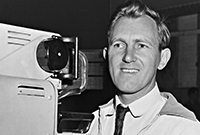 1956: Television introduced in time for Australia's first Olympic Games, Melbourne