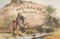 Cover for The Australian sketchbook
