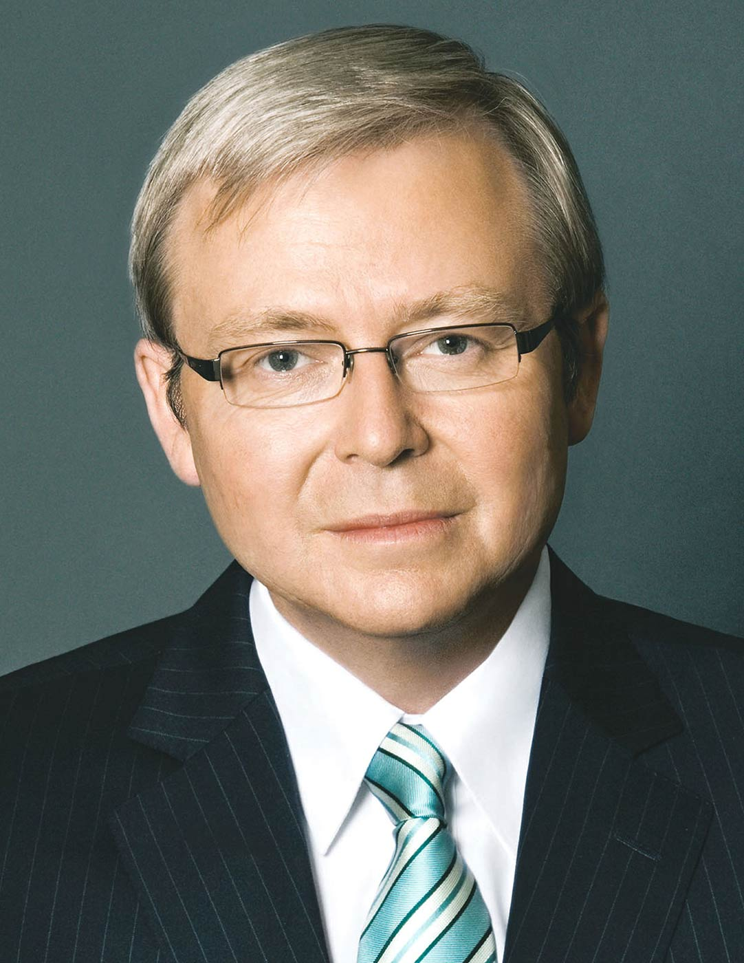 Kevin Rudd - click to view larger image