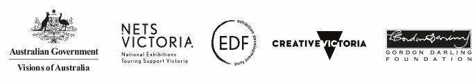 Australian Government Visions of Australia,  EDF, Creative Victoria, Gordon Darling Foundation