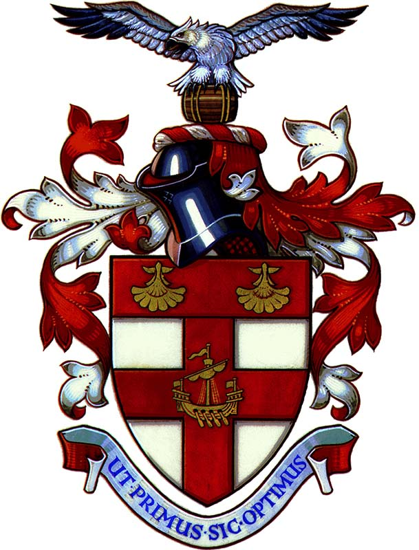 Sydney Hospital Coat of Arms - click to view larger image