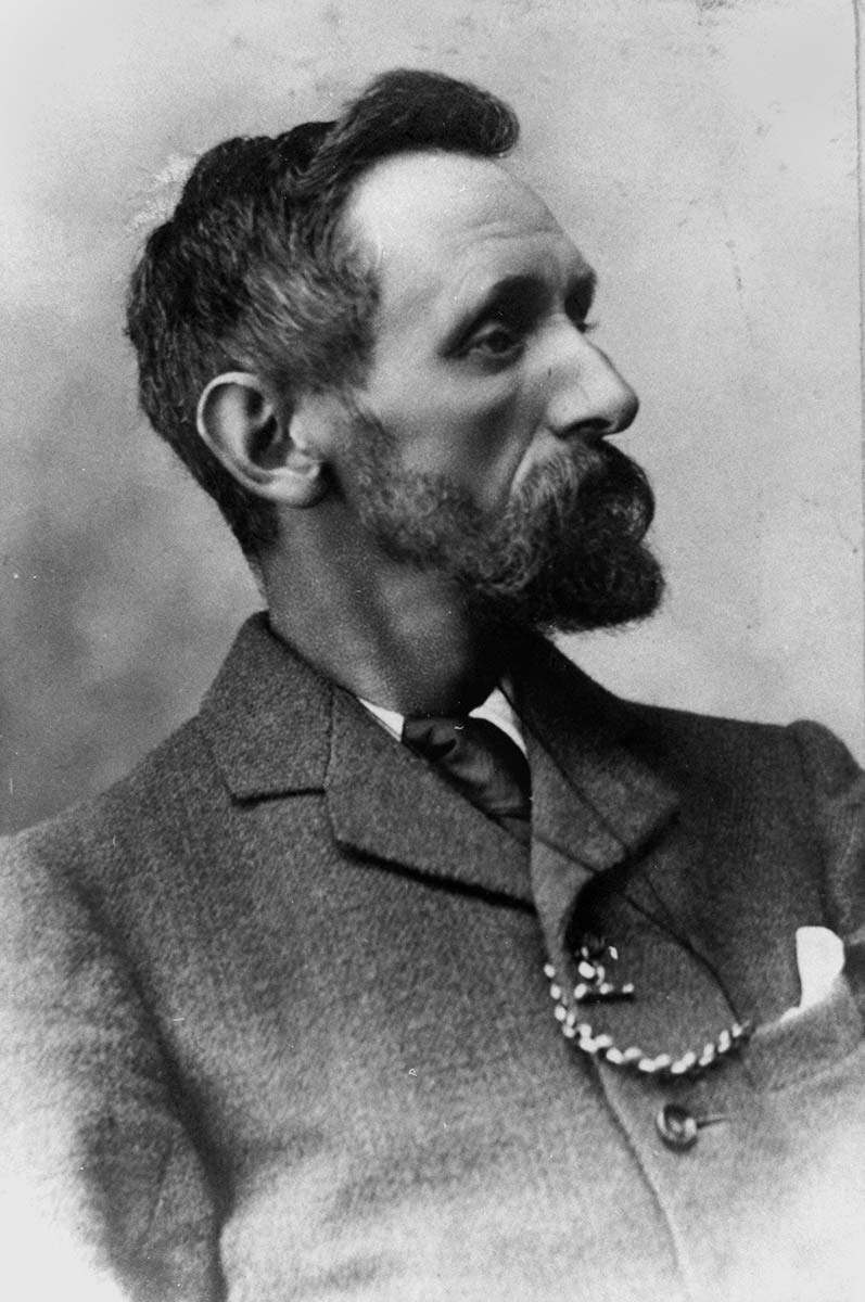 Clement Wragge portrait - click to view larger image