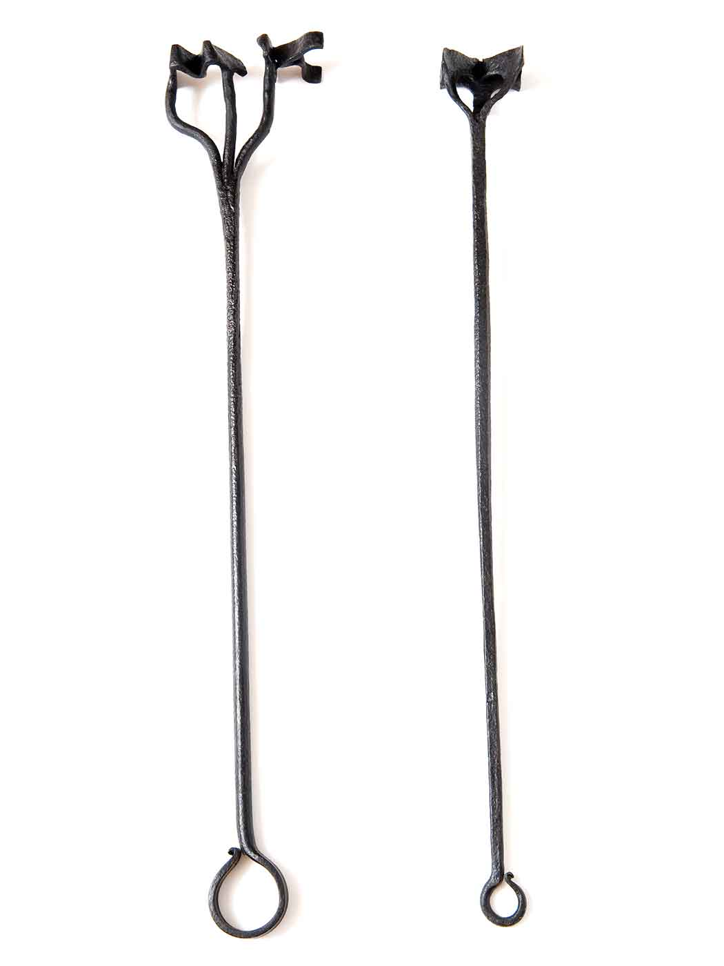 Pair of branding irons. - click to view larger image