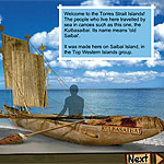 Saibai Island canoe thumbnail image