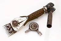 Jack Howe's shears