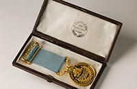 Bushranging medal