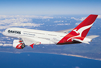 1920: Qantas established