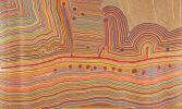Martumili Ngurra, 2009, acrylic on linen painting