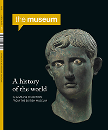 The Museum issue 10 cover