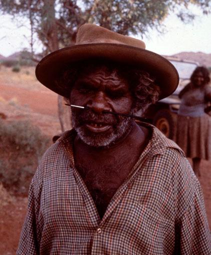 Johnny Warangkula Tjupurrula.