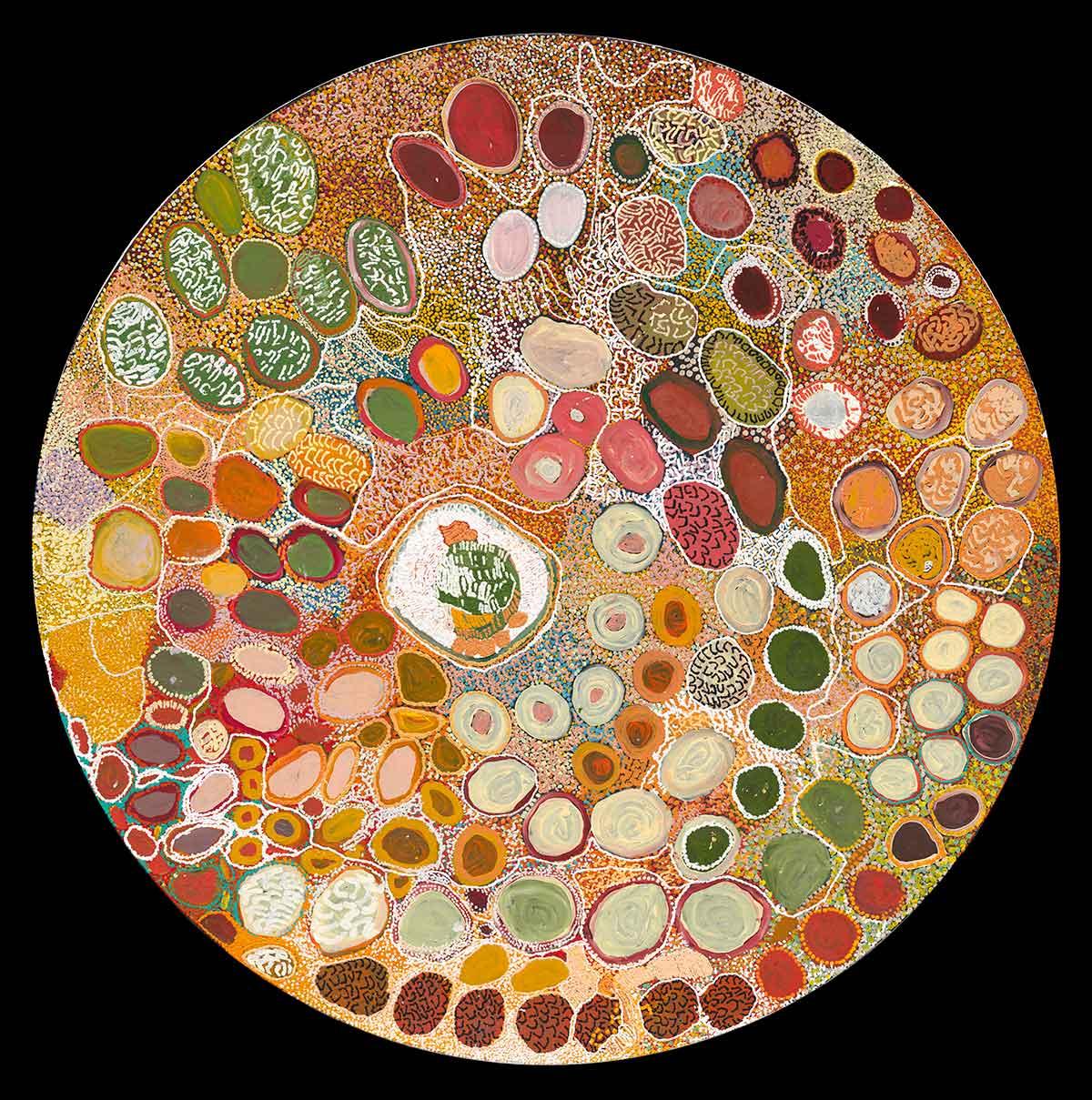 Minyipuru at Pangkal - click to view larger image