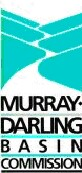 Murray Darling Basin Commission logo