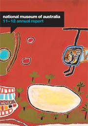 Cover of 2011-12 Annual Report