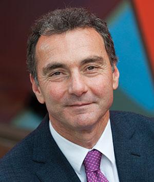 Portrait of Mathew Trinca