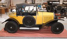 Photo of a Citroën 5CV 1923 model.