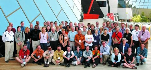 23 Degrees South, the largest conference ever held in Australia on desert archaeology, brought together delegates from 16 countries