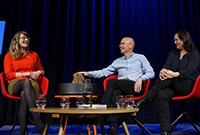 Panel discussion speakers