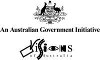 Visions of Australia logo