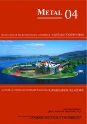 Cover of the Metal 04 International Conference proceedings