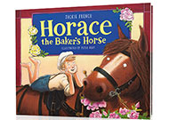 Cover of the book 'Horace the Baker's Cart