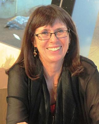 Portrait of Carol Cooper