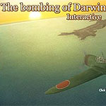 Bombing of Darwin interactive